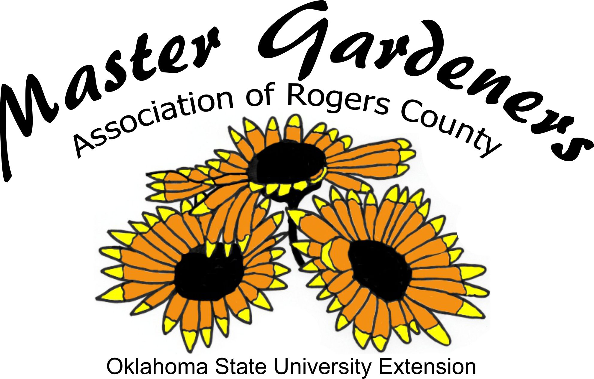 Master Gardeners of Rogers County logo