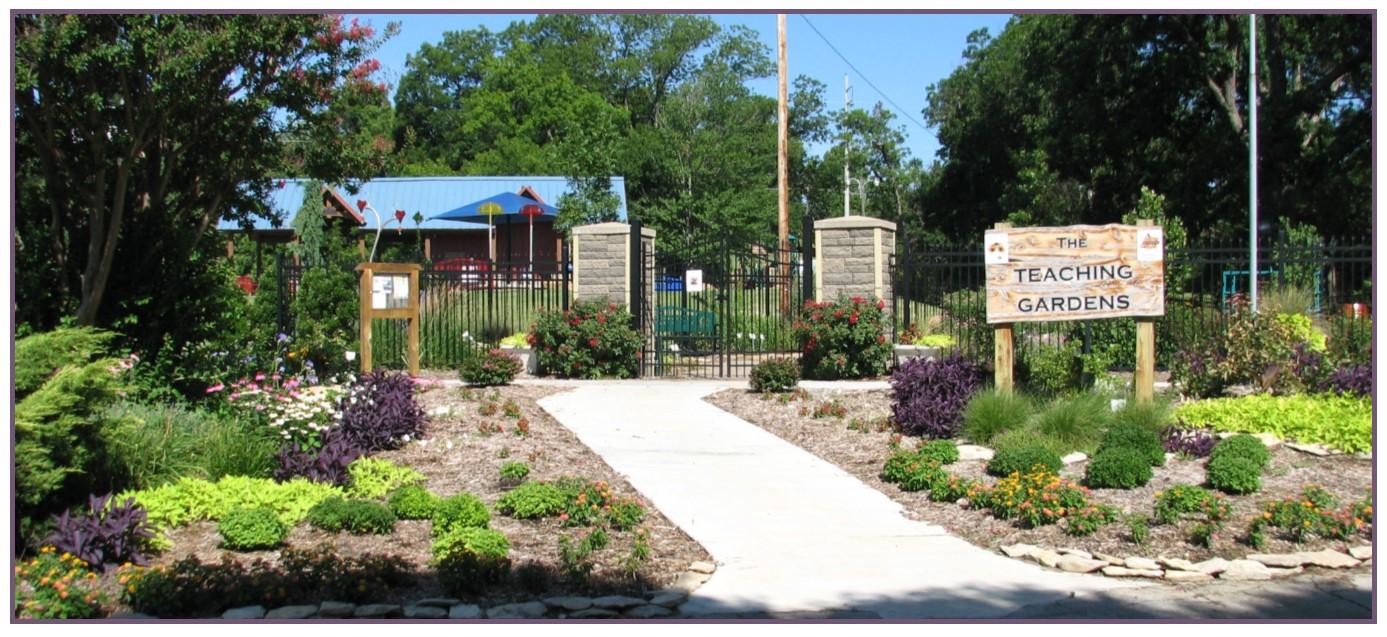 Teaching Garden At Will Rogers Park
